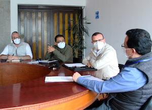 Trabajo conjunto de Toluca y la Arquidiócesis para contener número de contagios por COVID-19