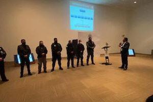 Gobierno de Toluca, en una acción contundente y sin precedentes, realiza 90 cambios de mandos en Seguridad Pública Municipal