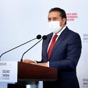 En Toluca ¡vamos bien y estaremos mejor! Rinde Juan Rodolfo su Segundo Informe de Gobierno