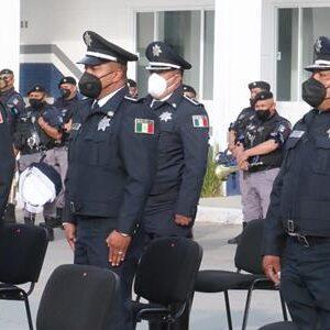 Honestidad, servicio y eficacia en la nueva época de la Policía Municipal de Toluca