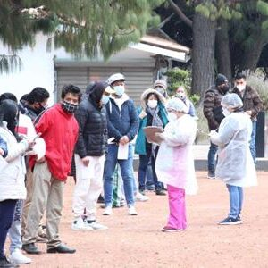 Para salvar vidas, gobiernos estatal y municipal de Toluca realizan pruebas rápidas