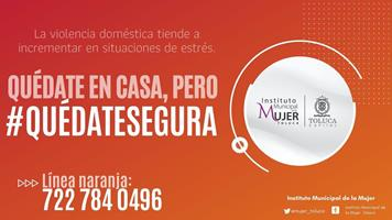 Toluca se consolida como un municipio seguro para mujeres y niñas