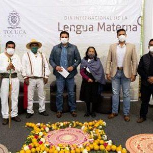 Toluca se enorgullece de sus raíces y celebra el Día Internacional de la Lengua Materna