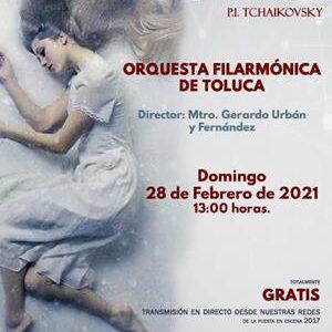 """Invita la OFiT a revivir la magia del Ballet """"La Bella Durmiente"""""""