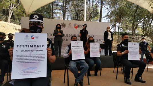 Constituye Toluca más Centros de Paz a favor de la población