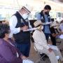 Logra Toluca vacunar más del 90% de adultos mayores al cierre del quinto día de vacunación.