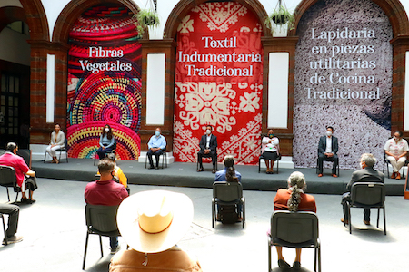 Artesanos de Toluca, pilar del empoderamiento del folclor mexicano