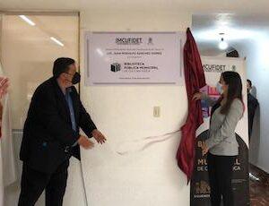 Abre sus puertas primera Biblioteca Pública Municipal de Cultura Física en Toluca