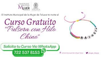 Ofrece Instituto Municipal de la Mujer Toluca cursos gratuitos en línea