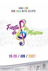 Llega a Toluca la Fiesta de la Música para alegrar a la población