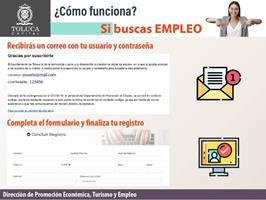 "Invita Toluca a empresas a registrar vacantes en el ""Sistema de Empleo"""