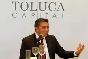 Debemos seguir aportando a nuestra ciudad: Juan Rodolfo Sánchez Gómez