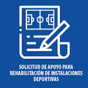 Solicitud de Apoyo para Rehabilitación de Instalaciones Deportivas