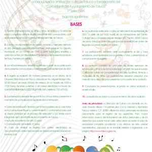 Convoca Toluca a participar en el Coro Infantil del Ayuntamiento