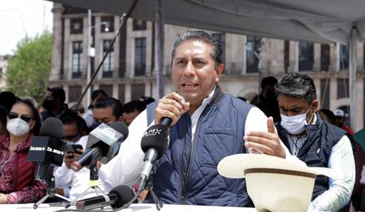 A una sola voz presidentes municipales y diputados federales se unen a petición de Juan Rodolfo, alcalde de la capital del Estado de México