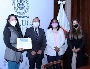Refrenda Toluca compromiso con la reactivación económica local