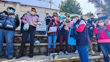 Ayuntamiento de Toluca y COMEX comparten mensaje de esperanza a la vida