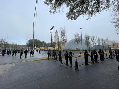 Gobierno de Toluca realiza operativos para dar ordenamiento a la actividad comercial en vía pública