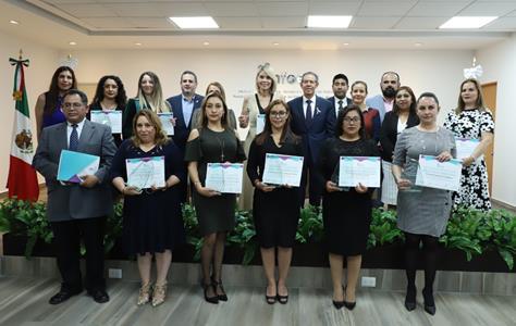 Obtiene Toluca el 2º lugar por Buenas Prácticas en Materia de Transparencia
